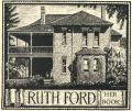 RUTH FORD HER BOOK (odkaz v elektronickém katalogu)