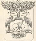 1000 EX-LIBRIS (odkaz v elektronickém katalogu)
