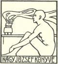 NAGY JOZSEF KÖNYVE (odkaz v elektronickém katalogu)