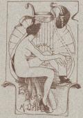 Ex Libris M. Delen (odkaz v elektronickém katalogu)