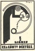 EX LIBRIS EZAKÖNYV DÉRYÉKÉ (odkaz v elektronickém katalogu)