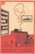 EXLIBRIS HERBERT LECHNER (odkaz v elektronickém katalogu)