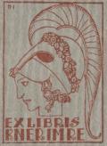 EXLIBRIS KNER IMRE (odkaz v elektronickém katalogu)