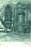 Ex Libris E. Vorbach (odkaz v elektronickém katalogu)