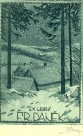 EX LIBRIS FR. DANĚK (odkaz v elektronickém katalogu)