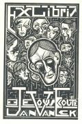 EX Libris Jan Van Eck (odkaz v elektronickém katalogu)
