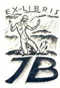 EX-LIBRIS JB (odkaz v elektronickém katalogu)