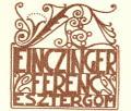 EINCZINGER FERENC ESZTERGOM (odkaz v elektronickém katalogu)