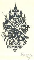 BOEK VAN JE MINKE EGMOND (odkaz v elektronickém katalogu)