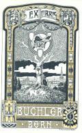 EX LIBRIS BÜCHLER BERN (odkaz v elektronickém katalogu)