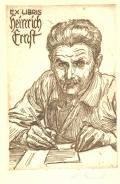 EX LIBRIS Heinrich Ernst (odkaz v elektronickém katalogu)