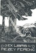 EX LIBRIS MEZEY FERENC (odkaz v elektronickém katalogu)
