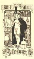 Ex Libris A. De Neus (odkaz v elektronickém katalogu)