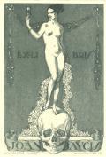 EX-LIBRIS JOAN BAUCIS (odkaz v elektronickém katalogu)