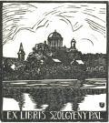 EX LIBRIS SZÖLGYÉNY PÁL (odkaz v elektronickém katalogu)