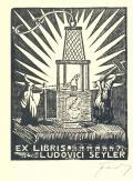 EX LIBRIS LUDOVICI SEYLER (odkaz v elektronickém katalogu)