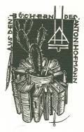 AUS DEN BÜCHERN DES ANTON HOFMANN (odkaz v elektronickém katalogu)