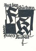 AUS DEN Büchern Franz Kubat (odkaz v elektronickém katalogu)
