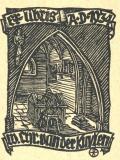 ex libris A.D.1934 W.Chr. van der Kuylen (odkaz v elektronickém katalogu)