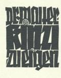 Dr. Walter KIUZL zu eigen (odkaz v elektronickém katalogu)