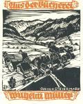 Aus der Bücherei Wilhelm Müller (odkaz v elektronickém katalogu)