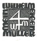 mein wilhelm eigen müller (odkaz v elektronickém katalogu)