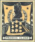FRANCIS CLUNE (odkaz v elektronickém katalogu)