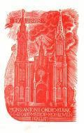 EX LIBRIS MONS.ANTONI OKOLO-KULAK S.S.ET CAPIT METROP.MOHILOVIEN PRAELATI (odkaz v elektronickém katalogu)