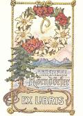 THERESE Korndörfer EX LIBRIS (odkaz v elektronickém katalogu)