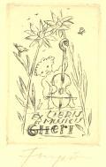 EX LIBRIS ET MUSICIS GHERI (odkaz v elektronickém katalogu)