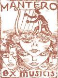 MANTERO ex musicis (odkaz v elektronickém katalogu)
