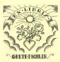 EX LIBRIS GRETE PICHLER (odkaz v elektronickém katalogu)