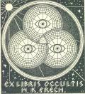 EX LIBRIS OCCULTIS H.K. FRECH (odkaz v elektronickém katalogu)