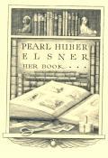 PEARL HUBER ELSNER HER BOOK (odkaz v elektronickém katalogu)