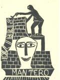 EXLIBRIS MANTERO (odkaz v elektronickém katalogu)
