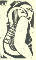 EX LIBRIS MANTERO (odkaz v elektronickém katalogu)