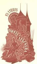 EX LIBRIS TADEUSZ LESZNERA (odkaz v elektronickém katalogu)