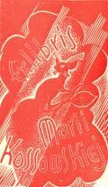Ex libris Marii Kossowskiej (odkaz v elektronickém katalogu)