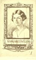 EX LIBRIS MARGARET McLEOD (odkaz v elektronickém katalogu)