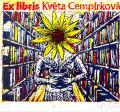Ex libris Květa Cempírková (odkaz v elektronickém katalogu)