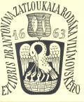 EXLIBRIS DR ANTONÍNA ZATLOUKALA RODÁKA VILÍMOVSKÉHO (odkaz v elektronickém katalogu)