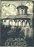 J. DLABAČ EX LIBRIS (odkaz v elektronickém katalogu)
