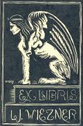 EX LIBRIS L.J.WIEZNER (odkaz v elektronickém katalogu)