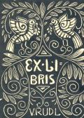 EX LI=BRIS V.RUDL (odkaz v elektronickém katalogu)