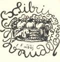 ExLibris V.Rudl (odkaz v elektronickém katalogu)