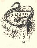 EX LIBRIS RUDL (odkaz v elektronickém katalogu)