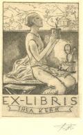 EX-LIBRIS THEA KERN (odkaz v elektronickém katalogu)