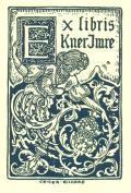 Ex libris Kner Imre (odkaz v elektronickém katalogu)