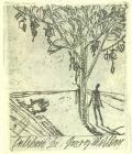 exlibris Dr. Georg Müller (odkaz v elektronickém katalogu)