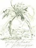 exlibris O. Hillinger (odkaz v elektronickém katalogu)